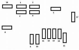 Citroen Berlingo  2008 - 2011  - Fuse Box Diagram