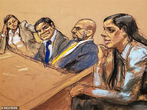 El Chapo's wife is being investigated for her potential ...