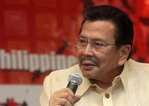 News in Pictures: Joseph Estrada Expected to Make Today ...