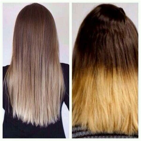 Good Ombre Bad Ombre Hair Pinterest