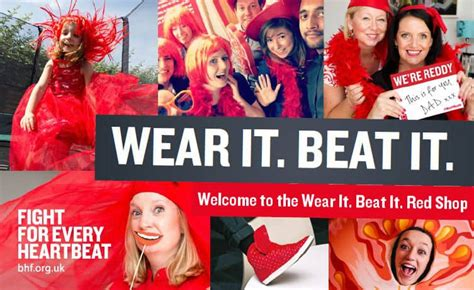 wear beat national awareness days calendar