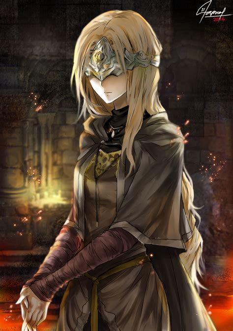 dungeon si鑒e si penjaga api suprii のイラスト pixiv keeper souls and bloodborne