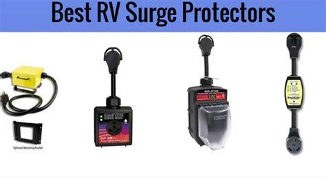 rv surge camping protectors amp protector