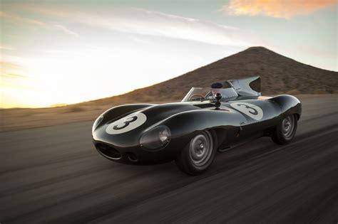 Rare 1956 Jaguar D-type Works 'long Nose