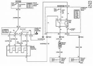I Have A 1999 Malibu  2 4  Mt Heater  Ac Motor Quit Working