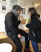 Dakota Johnson and Chris Martin had smoothies together in ...