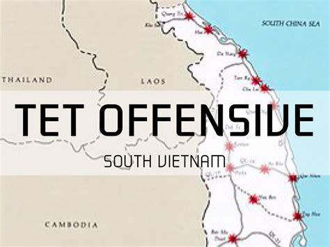 tet offensive  thor dall