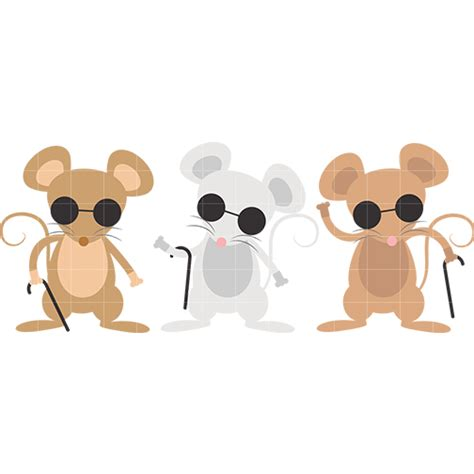 three blind mice three mice on throwback thursday the children s