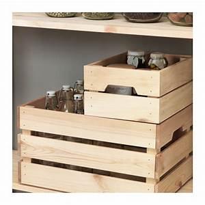 Boite En Bois Ikea : come riciclare le cassette della frutta in poche mosse e ~ Dailycaller-alerts.com Idées de Décoration