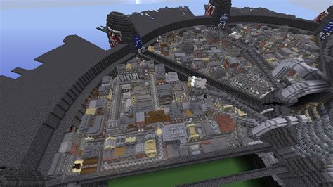 the city of midgar sector 7 complete screenshots show your creation minecraft forum
