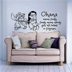 best lilo and stitch wall decor products on wanelo With awesome lilo and stitch wall decals