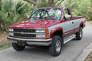 Buy Used 1990 Chevy 2500 Hd 4x4 Pickup Truck   10k