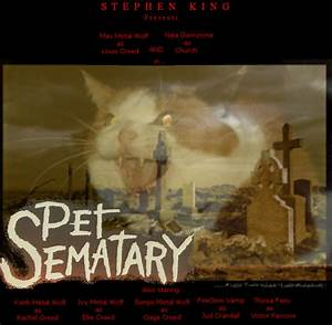 Pet Sematary | Movies! | Pinterest