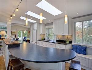 Lighting for kitchen photography : Vaulted ceiling lighting ideas to beautify you home design