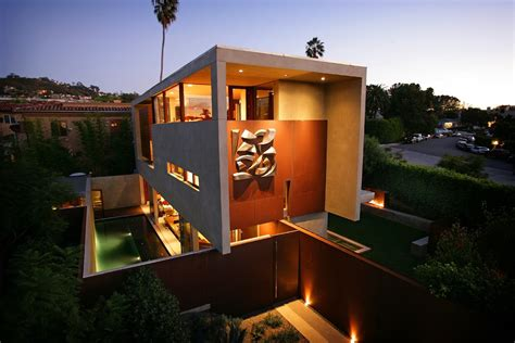 cool house designs the prospect house in la jolla san diego california