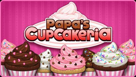 jeux de cuisine papa cupcakeria papa 39 s cupcakeria free flash flipline studios