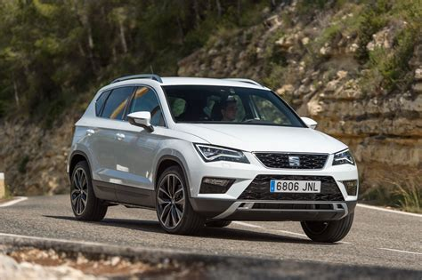 New Seat Ateca 2016 Review  Good Looks And Great Build