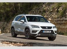 New SEAT Ateca 2016 review – good looks and great build