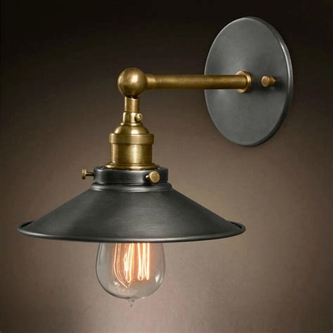 free shipping vintage country cottage wall ls 1 light