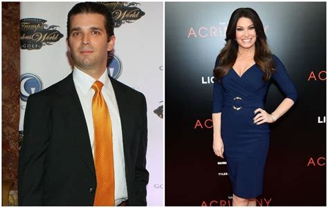 guilfoyle kimberly trump jr donald girlfriend dating vanessa fox married been relationship timeline jamie his they after getty move left