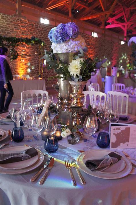 d 233 co de table en bleu et gris au chateau de roquefeuille one day event