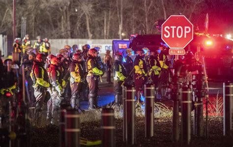 Minnesota police arrest more than 60 for rioting in ...