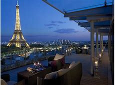 Top 10 Hotels In Paris With A View Trip101