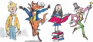 roald dahl book characters | reslife board | Pinterest ...