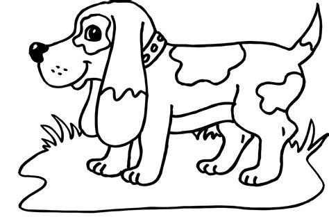 dog color page  dog coloring pages big bang fish
