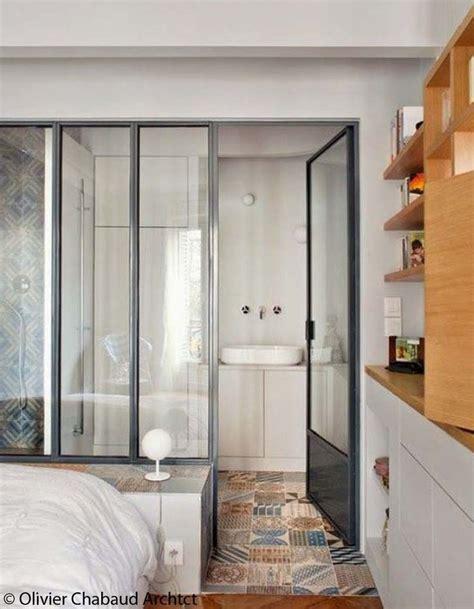 salle de bain dans chambre parentale salle de bains suite parentale comment aménager une salle de bains dans sa chambre