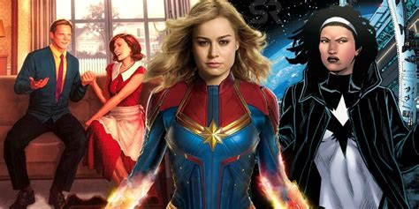 How WandaVision Is Setting Up Captain Marvel 2 | Screen ...