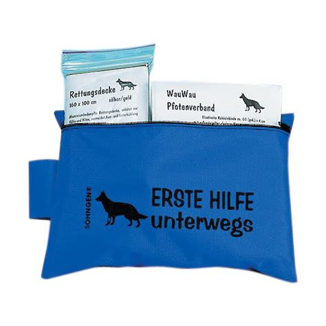 Erste Hilfe Hunde