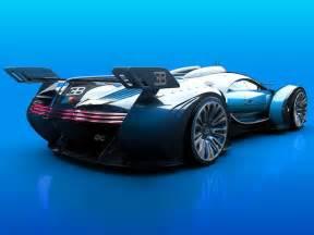 Bugatti GT Vision