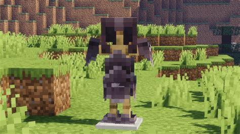 Sad Ist Inspired Netherite Armor Minecraft Pe Texture Packs