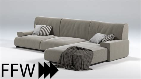 What To Do With Sofa by Speed Modelling A In Blender