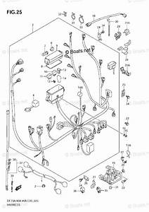 Suzuki Outboard Parts By Year 2011 Oem Parts Diagram For
