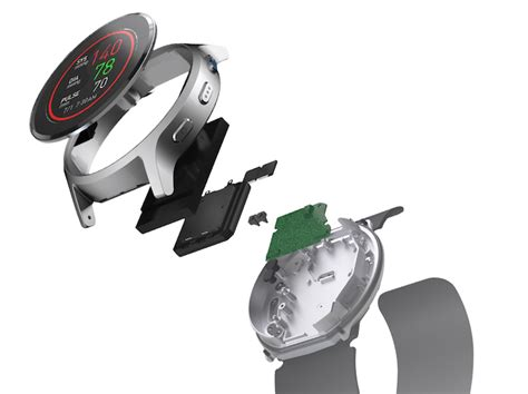 Blood Pressure Monitor Automatic Wrist Watch