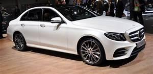 Nouvelle Mercedes Classe E : a bord de la nouvelle mercedes classe e challenges ~ Farleysfitness.com Idées de Décoration