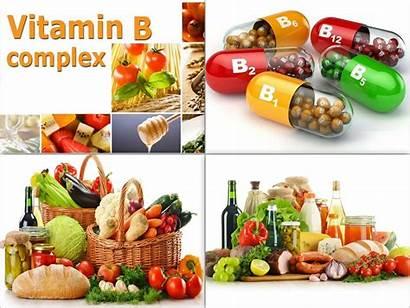 Vitamin Natural Vitamins Complex Minerals Hair Sources