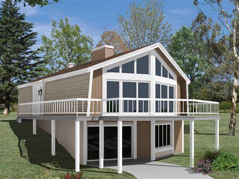 simple hillside lake house plans ideas home plans blueprints