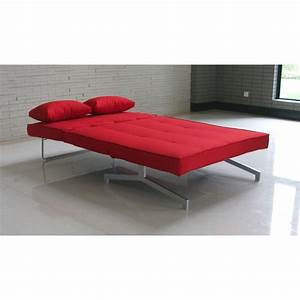 Bz convertible 2 places marco by drawer for Tapis yoga avec canape tissu 3 2 places