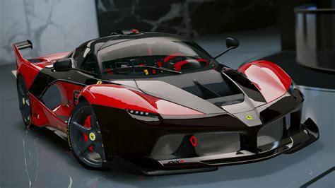 Ferrari Fxx-k Hybrid Hypercar [add-on]