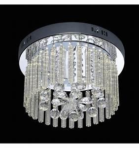 Lustre Cristal Moderne : clairage lustre design cristal luminaire chic mercury ~ Teatrodelosmanantiales.com Idées de Décoration