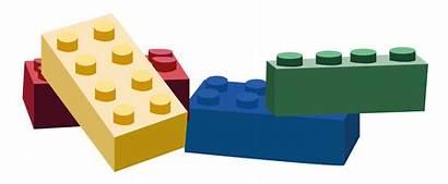 Lego Blocks Brick Clipart Icon Transparent Background