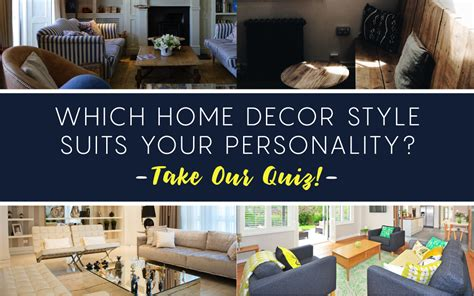 home decor style suits  personality   quiz
