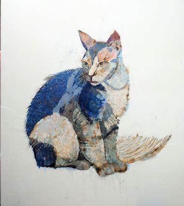 hetty baiz animal portraits  view  bernstein gallery