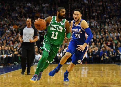 Pin by Ballin Memer on NBA | Kyrie irving celtics, Nba ...