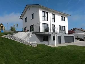 Individuelle Hausplanung Hanghaus Mediterran OPTA
