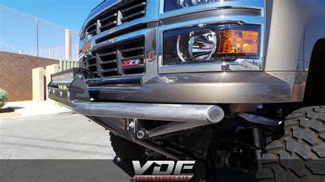 image 2014 silverado led bumper light bar