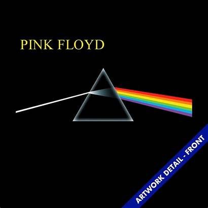Floyd Dark Moon Side Pink Album Shirt